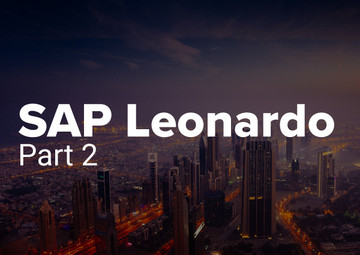 BIG DATA: Stop the chaos in your data landscapes with SAP Leonardo
