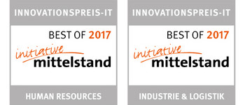 Innovationspreis IT, T.CON, HR PORTAL, Mobile Maintenance