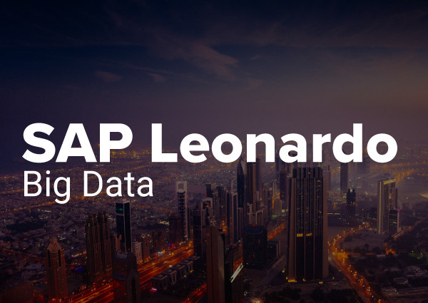 Big Data mit SAP Leonardo | T.CON